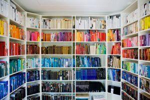 colorcode books